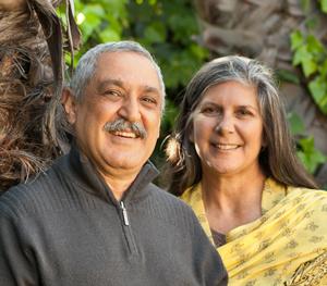 DJamal Kord and Linda Modaro, Santa Monica Acupuncture and Meditation