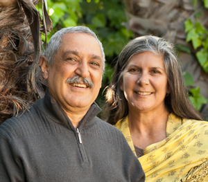 DJamal Kord and Linda Modaro, Santa Monica Acupuncture and Meditation